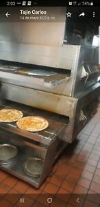 Pizza Oven Natural Gas Middleby Marshall Ps 360 Wb 40 Belt