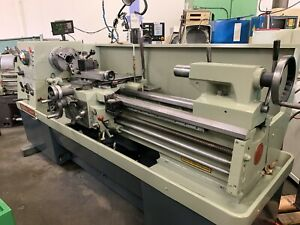 Clausing Colchester 17 X 65 Geared Head Engine Lathe 3 Spindle Bore