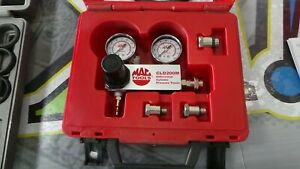 Mac Tools Cld200m Differential Cylinder Pressure Tester Mint Condition