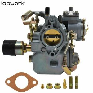Carb Carburetor For Vw 34 Pict 3 12v Electric Choke 1600cc 113129031k Nj