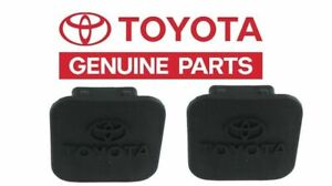 2 Pack 2000 2017 Oem Factory Toyota Tow Trailor Hitch Cover Plug Pt228 35960 Hp