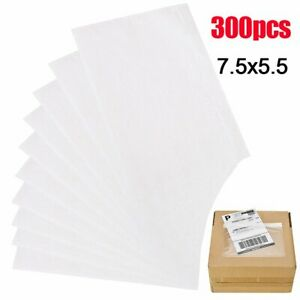 7 5x5 5 Clear Packing List Envelopes 300 Enclosed Invoice Shipping Label Pouches