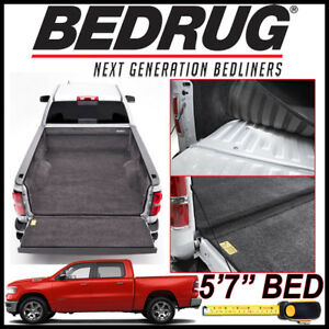 Bedrug Custom Fit Bed Liner Mat Fits 2019 20 Dodge Ram 1500 New Body W 5 7 Bed
