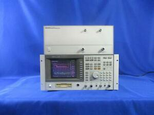 Agilent 89441a 2 65 Ghz Vector Signal Analyzer With Option Ayb