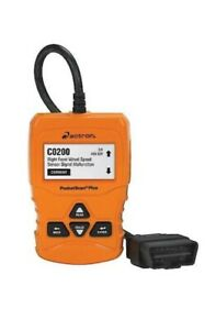 Actron Pocketscan Scan Tool Plus Abs Obd Ii And Can Automotive Code Scanner