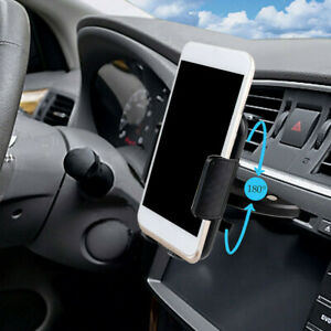 Car Cd Slot Phone Holder Universal Cell Phone Car Mount For Gps Iphone Samsung