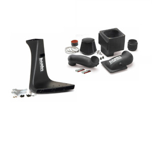 Banks Power Ram Air Intake With Dry Filter Element For 03 07 Dodge Cummins 5 9l