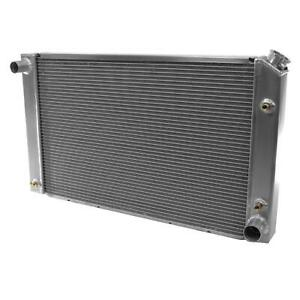 Be Cool 12008 Radiator Direct fit Aluminum Natural 33 Wide 19 High 3 Thick Ea