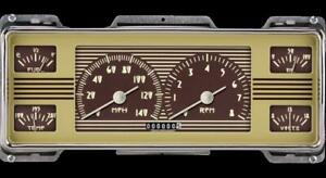 Classic Instruments 1940 Ford Package Gauge Set Fc40oe