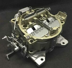 1970 Pontiac Carter Quadrajet Carburetor Remanufactured
