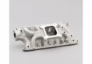 Edelbrock Torker Ii Intake Manifold 5021 Ford Sb V8 260 289 302 For Stock Heads
