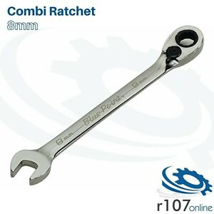 Blue Point 8mm Ratchet Spanner Boerm8 As Sold By Snap On