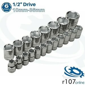Blue Point 1 2 Socket Set 10mm 36mm Incl Vat As Sold By Snap On