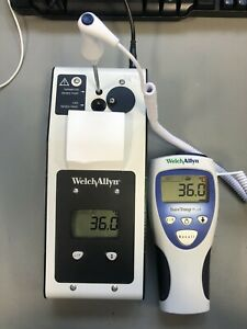 calibration Key Tested Welch Allyn Suretemp Plus 692 Medical Thermometer