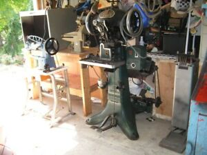 Shoe Repair Machines Equipment For Sale sander buffer landis Curved Stitcher