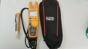 Lightly Used T6 600 Voltage Current Electrical Tester Meter Tested Tp 239554
