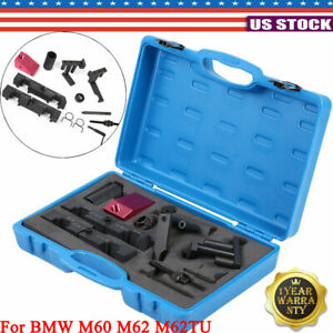 Diesel Engine Camshaft Alignment Timing Locking Tool Kit W Case For M60 M62