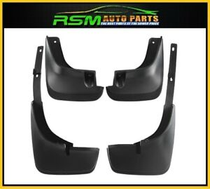 Fits To Toyota Corolla 98 02 Splash Guards Mud Flaps 4pcs Hard To Find