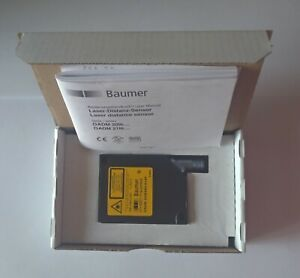 Baumer Electric Laser Distance Sensor Ch 8501 Oadm 20i6480 s14f New