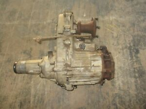 94 Chevy Gmc Truck Suburban Blazer 241c Transfer Case For 4l80e Only