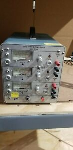 Power Designs Tp340 Triple Output Dc Power Supply