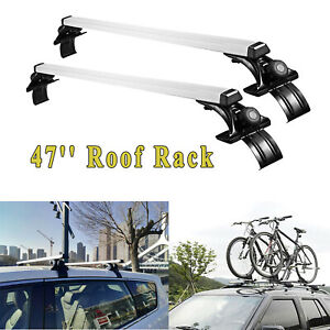 47 Roof Rack Bar For Honda Accord Civic 2006 2017 Car Top Luggage Carrier