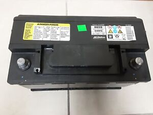 Acdelco Battery New Take Out 94rpg For Gm Audi Land Rover Volvo Jaguar 99 14