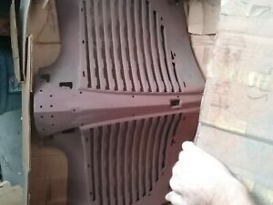1941 Plymouth Grill Shield 41 Grille Shell