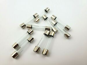 Lot Of 10 Littelfuse 3ag 4a 250v 4 Amp Fast Acting 1 4 X 1 1 4 Glass Fuses