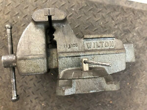 Wilton 111103 111218 5in Bench Vise