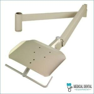Manual 2 Dia Post Mount Flex Arm System W friction Brake And Tray