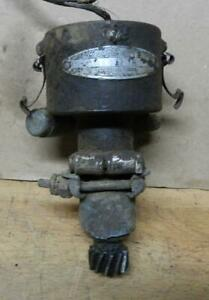 1928 Star Four Model m 4 cyl Used Autolite Distributor Igb 4010a Dated 7h