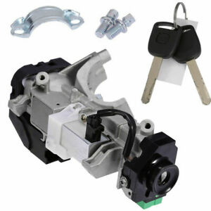 Ignition Switch Cylinder Lock Trans For 03 11honda Accord Crv Civic Odyssey New
