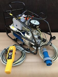 Plarad High Performance Electric Hydraulic Power Pack For Torque