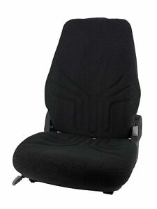Grammer 732 Highback Heavy Equipment Seat top