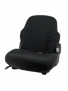 Grammer 731 Midback Heavy Equipment Seat top