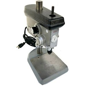 Servo 7 Variable Speed Sensitive Precision Bench Top Drill Press 7000 Used