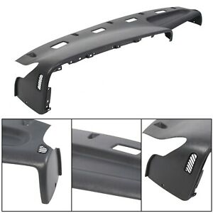New Gray Top Dash Panel Cover Instrument For 1994 1997 Dodge Ram 1500 2500 3500