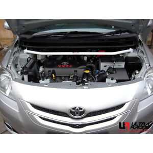 Fit For Toyota Vios 2007 Yaris old Ultra Racing 1 Hole Front Strut Bar