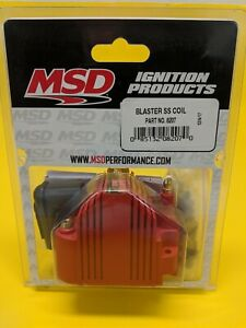 Msd Blaster Ss Coil P n 8207 Brand New In Original Package