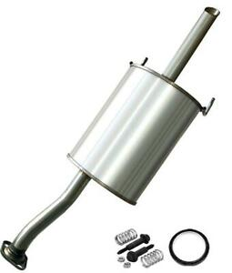 Direct Fit Exhaust Rear Muffler Fits 2006 2002 Acura Rsx 2 0l