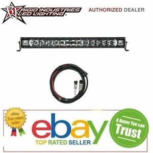 Rigid Industries 30 White Backlight Radiance Plus Multi Trigger Harness