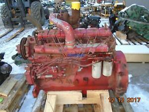 International Dt414 Engine Complete Running B Esn 414tf2u040065 Bcn 675500c2