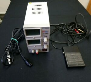 Hy Elec Hy1803d Variable Dc Power Supply Tattoo Peddle Power Cord Working