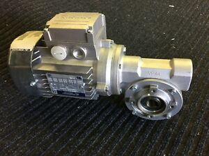 Hollow Shaft Gearmotor Right Angle
