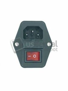Pegasus Switch On off With Fuse Replacement Parts For Portable Dental 124511