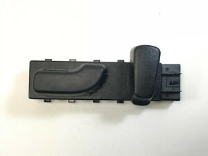2007 2012 Nissan Altima Driver Left Front Power Seat Switch Black Oem 87066ja03a