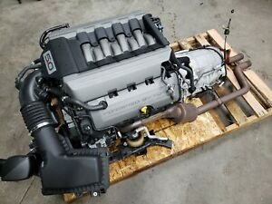 2017 Mustang 5 0 Coyote Engine Gt Drivetrain Automatic 6r80 Transmission