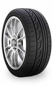 1 New 204 45 17 Bridgestone Potenza Re760 Sport 205 45r17 Tire