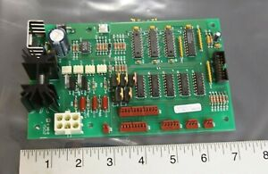 National Vending Machine Interface Board Part No 9989838 Tested Good
